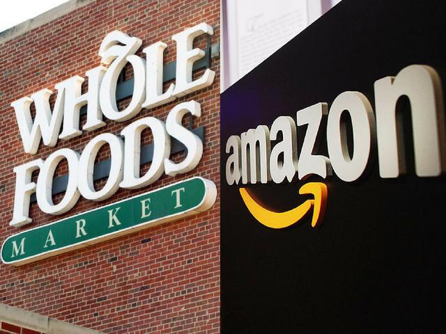 Amazon to buy Whole Foods Market for USD 13.7 billion