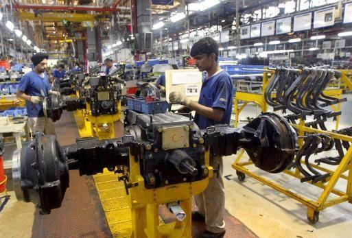 Core sector growth falls to 13 month low in Feb