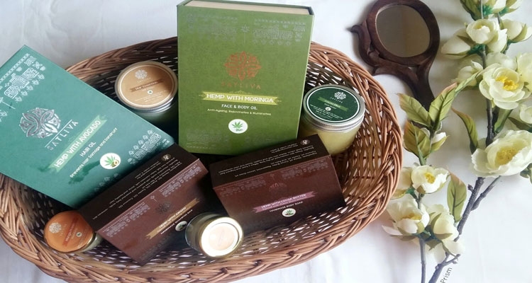SATLIVA-Nature Nurtures is an exclusive range of 100% organic and natural products