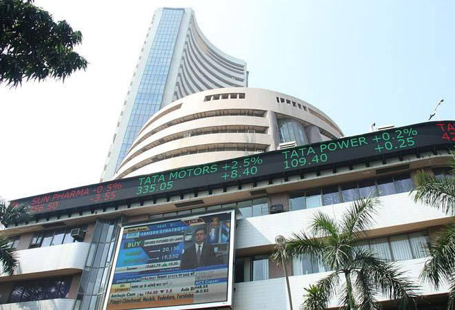 Sensex rises over 100 points ahead of TCS, Infy earnings