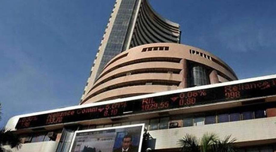 Sensex drops over 150 points amid weak global cues