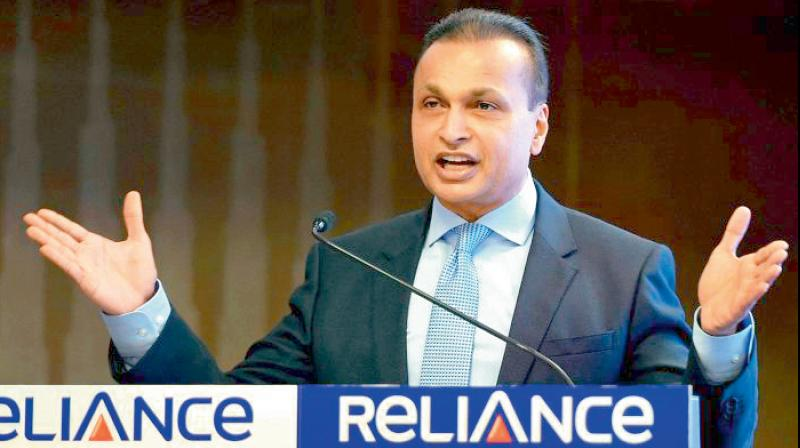 Yes Bank takes possession of Anil Ambani