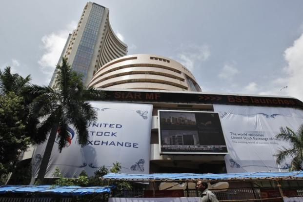 Sensex down over 100 points on weak global cues