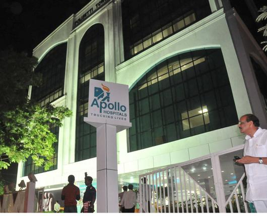 Target 2018: Apollo to have 100 clinics by March 2018
