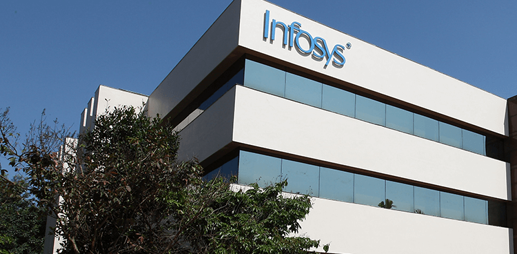 Infosys net grows by 4.9%, at  Rs.3,606 crore
