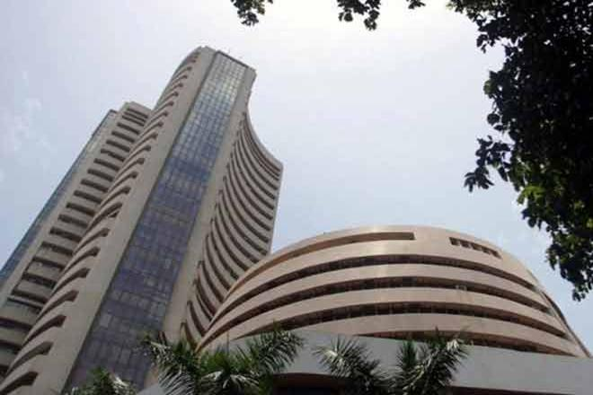 Sensex falls 205 points after RBI holds rate