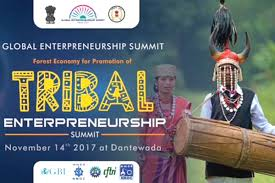 indias1sttribalentrepreneurshipsummittobeorganisedatdantewadatoday