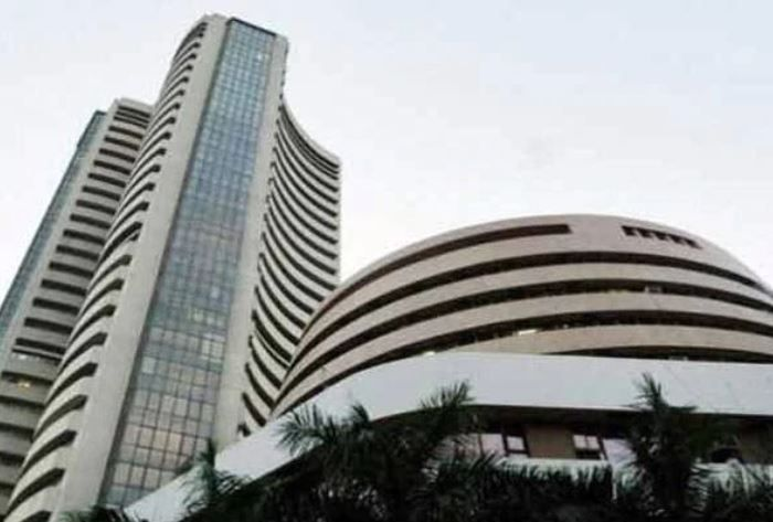 Sensex rises over 200 points on firm global cues