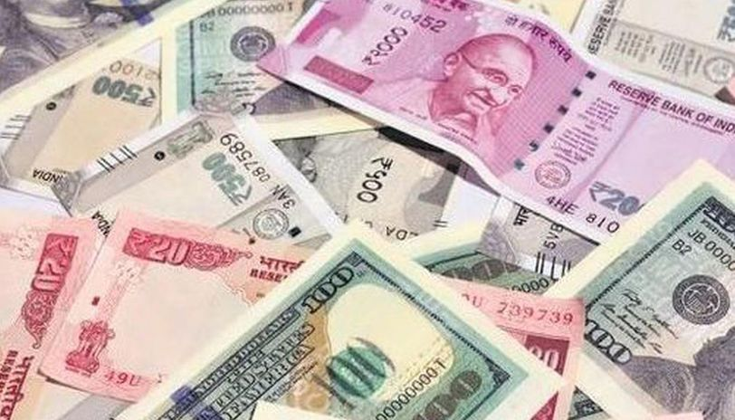 Rupee slips 5 paise against US dollar in early trade
