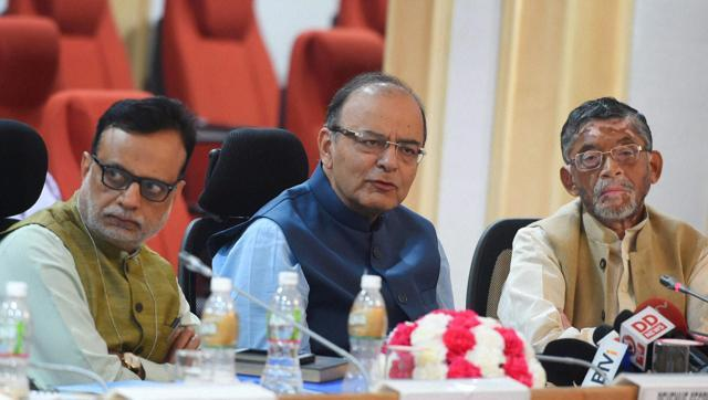 GST Council puts off rate decision to Nov 4