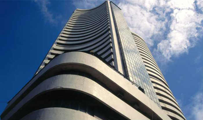 Sensex slips into red, down 29 points in late morning deals