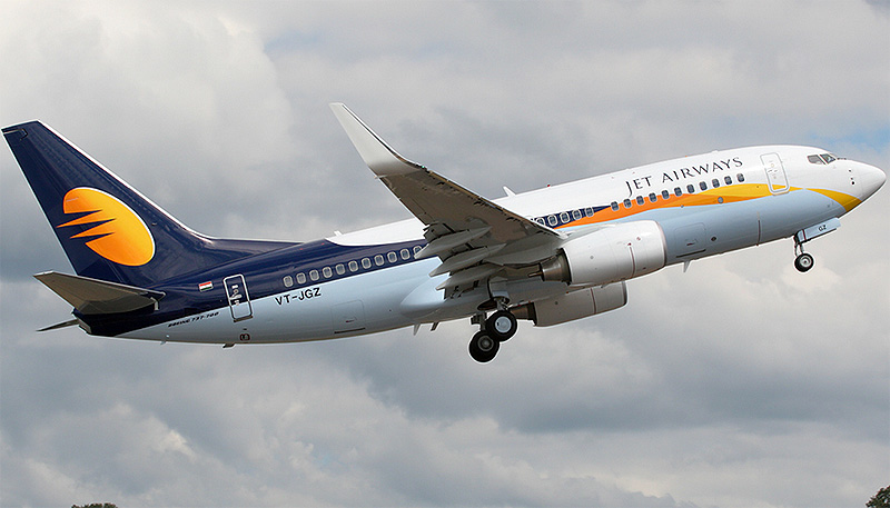 Indian Jet Airways pilots asked not to fly with expats from May 1