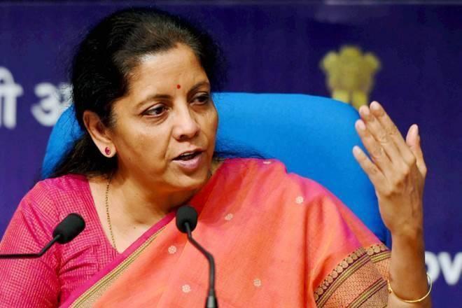 FM Nirmala Sitharaman inaugurates NIP Online Dashboard