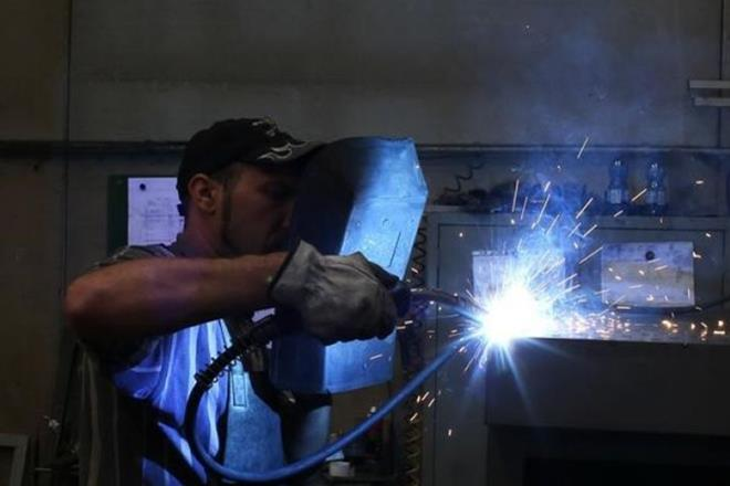 Industrial production grows at 0.7 percent in September