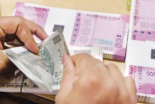 Rupee slips 15 paise to 70.84 against US dollar