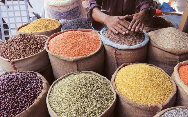 Changes made in import policy by shifting Tur, Urad, Moong from restricted category to free category: Govt