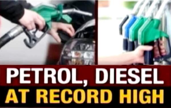 Petrol price reaches Rs.86.91/litre in Mumbai