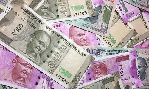 Rupee slips 26 paise against US dollar
