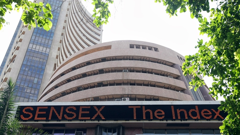 Sensex up 156 points in early trade today
