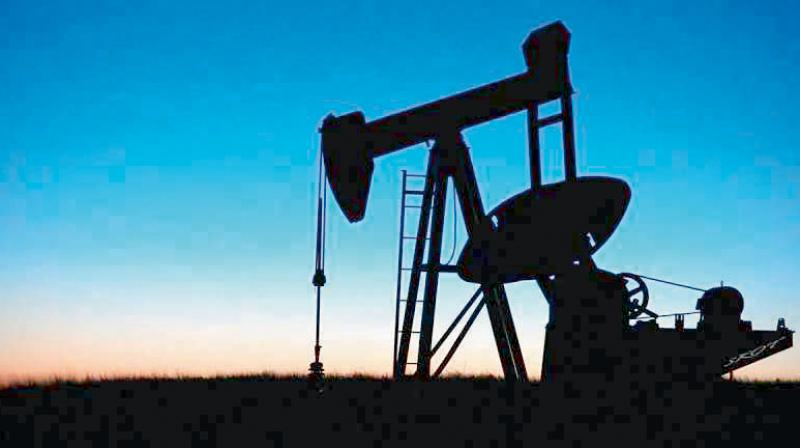 Oil prices rise after surprise drop in US crude inventories