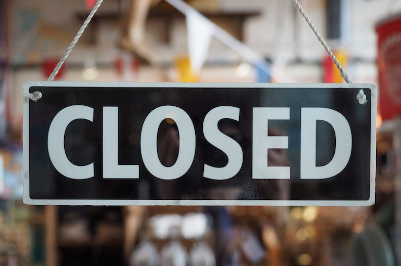 Forex market closed for