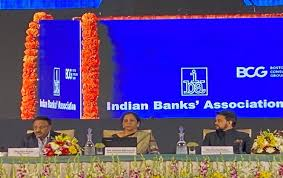 FM Nirmala Sitharaman emphasises better data sharing between customers and Public Sector Banks