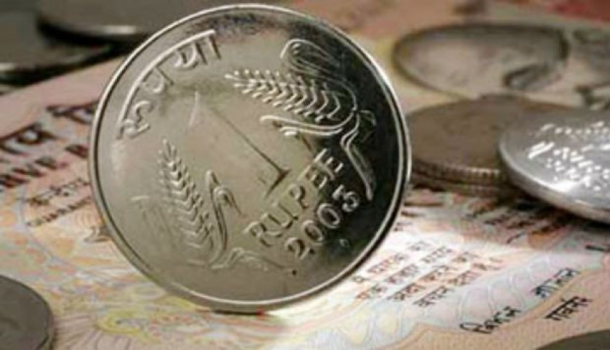 Rupee zooms to one week high of 64.44