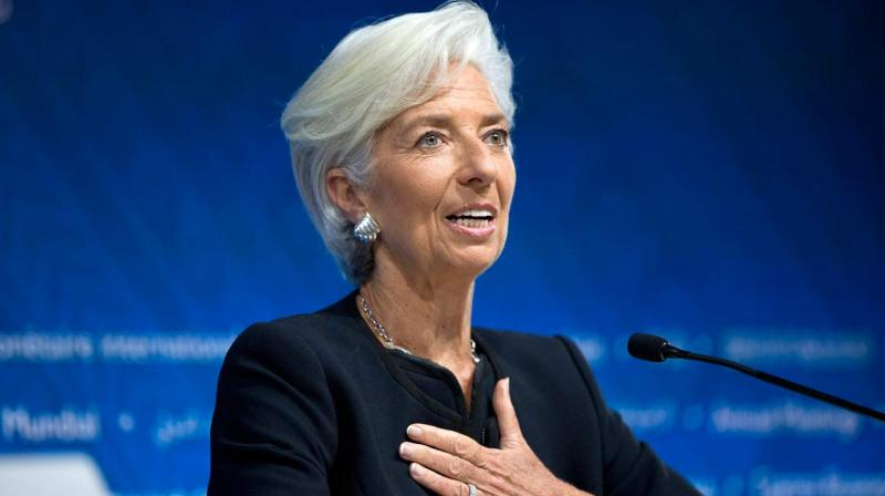 Indian economy on very solid track: IMF chief