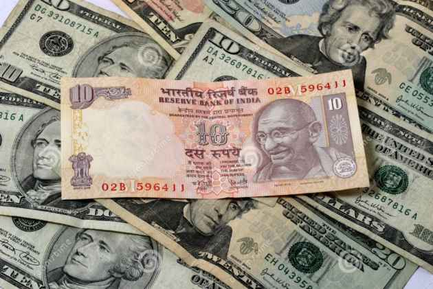 Rupee rebounds 41 paise against US dollar