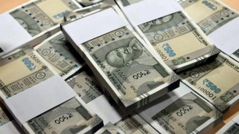 After weak opening, rupee rises 13 paise against US dollar