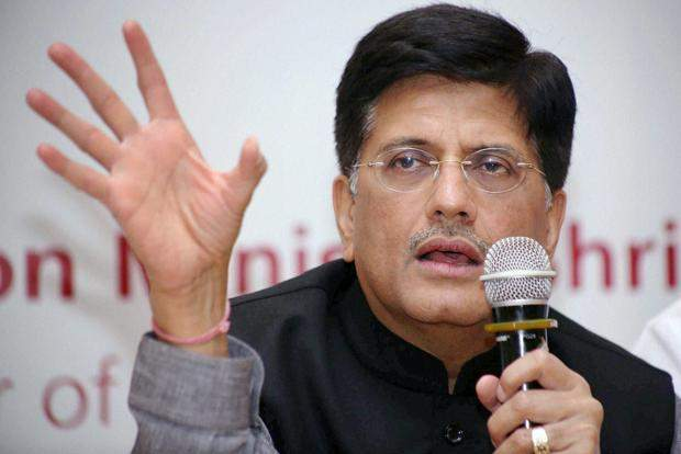 Goyal rules out privatisation of Air India