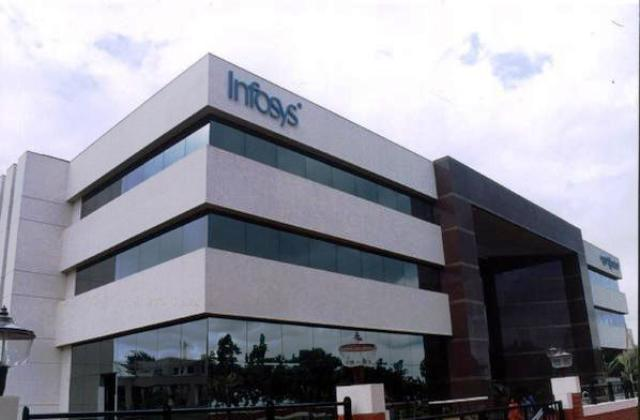 Infosys Q1 net grows 1.3% to Rs.3,483 cr