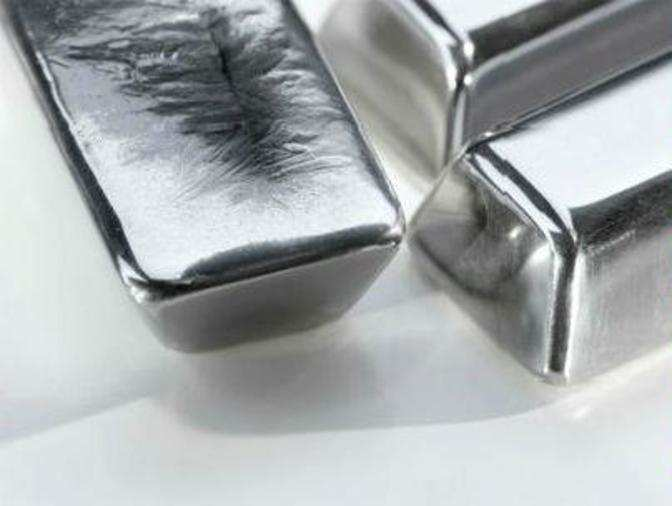 Silver futures decline 0.32 pc on global cues