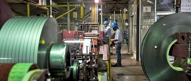 Industrial production growth slips to 3.2% in May