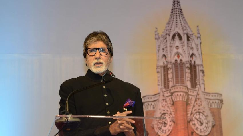 Govt. ropes in Amitabh Bachchan to promote GST
