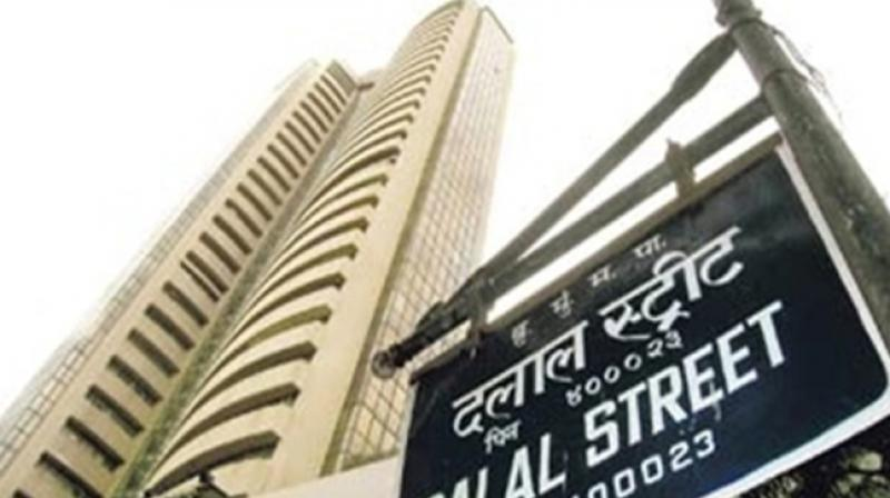 Sensex tanks 150 points in early trade