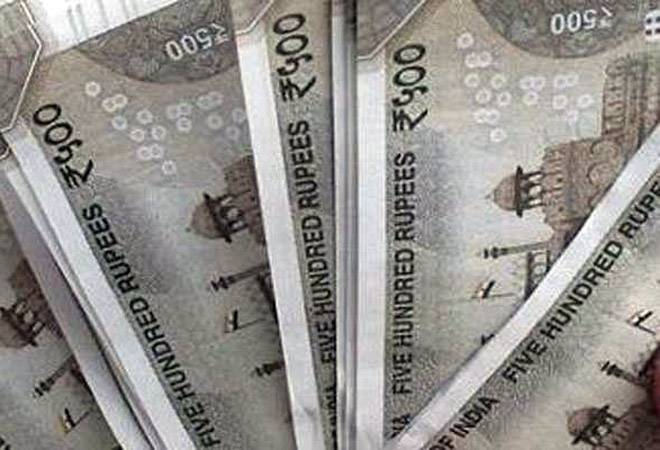Rupee slips 33 paise against US dollar