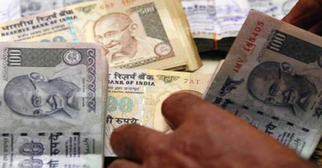 Rupee softens 9 paise against dollar