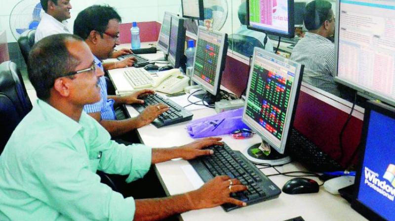 Sensex zooms 414 points after Moody