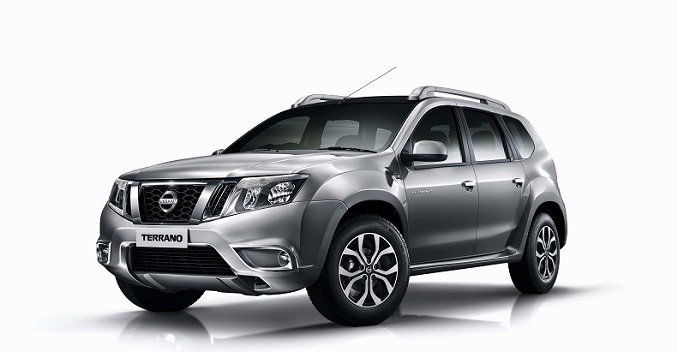 Nissan launches new version of Terrano .