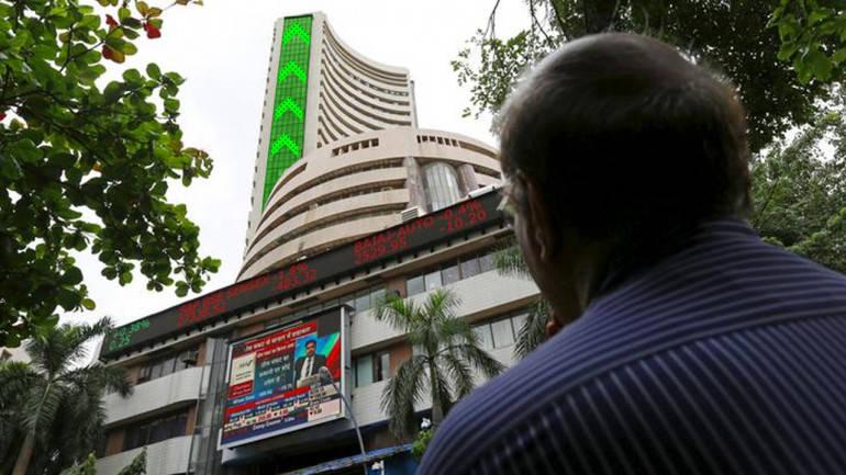 Sensex up 103 points despite weak IIP data