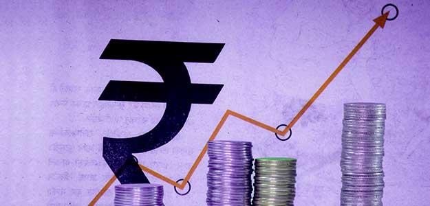 Rupee climbs 17 paise against dollar