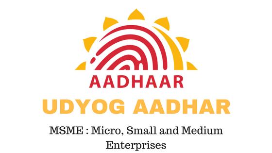 Govt extends validity of Udyog Aadhaar Memorandum from 31st March to 31st Dec
