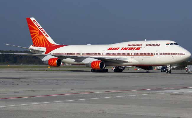 Air India flight to Dubai makes emergency landing in Mumbai due to burning smell in cockpit