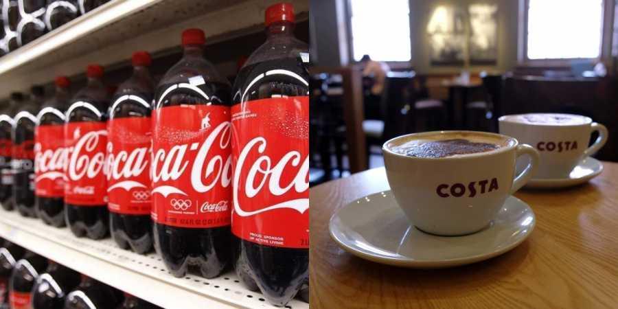 Coca-Cola buys British coffee chain Costa for $5.1 billion
