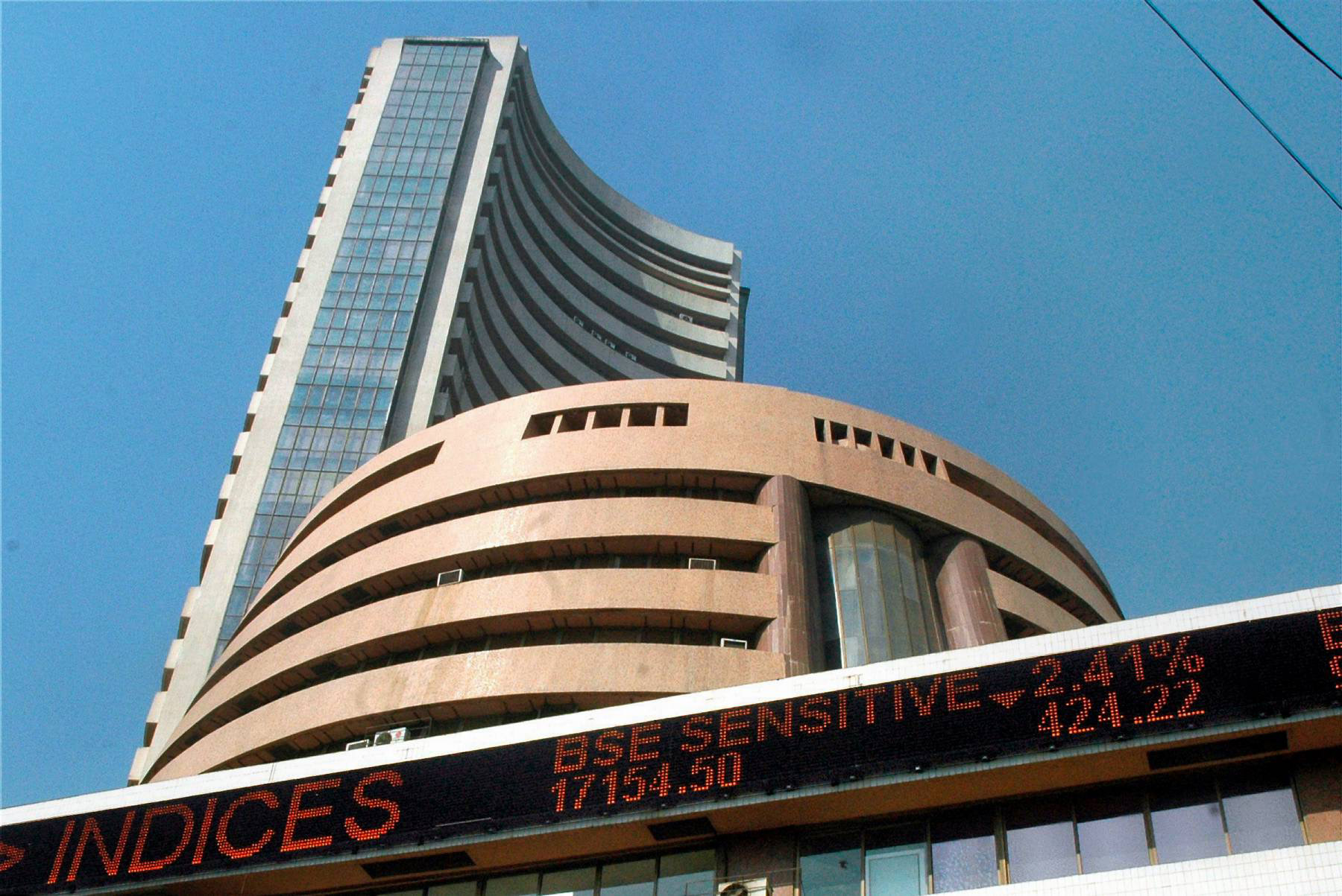 Sensex bounces 224 points in early trade today