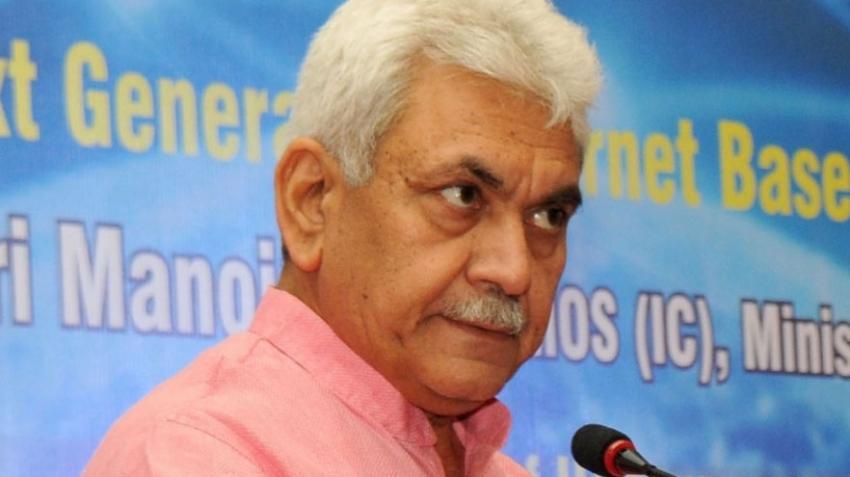 Telecom Market likely to cross Rs.6.6 trillion revenue by 2020: Manoj Sinha