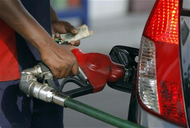 Petrol cut by Rs 3.77 a litre, diesel by Rs 2.91