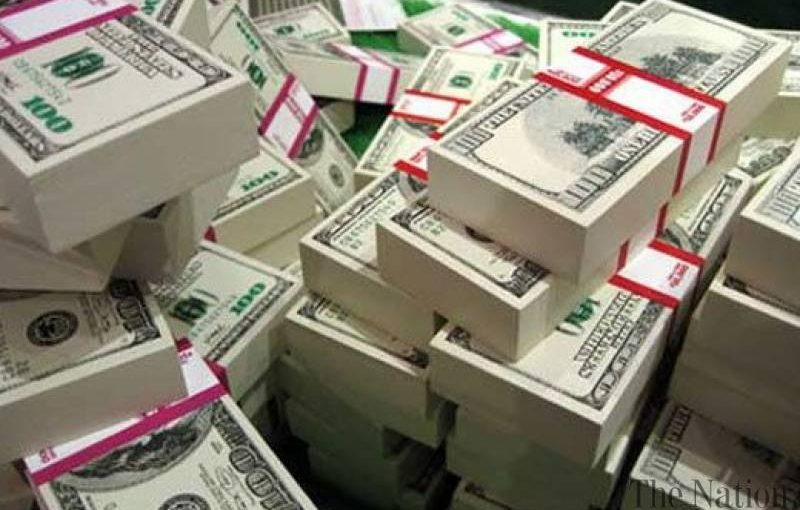 Foreign exchange reserves rise by USD 4.3 Billion