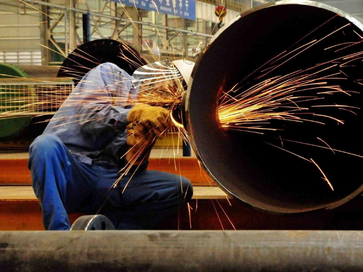 Industrial production growth drops to 2% in June